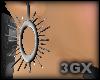 |3GX| - Spike earing