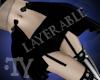 *TY Bullseye lyrbl skirt