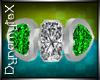 -DA- Emerald WeddingRing