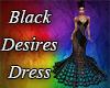 Black Desires Dress