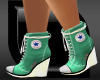 eP Converse Wedge Mint