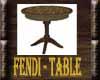 FENDi - Table