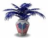*OL Flag Vase