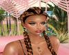 Elliean brown braids