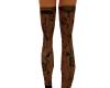 [NYKY] black stockings