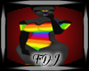 :Dj: Rainbow Furry Fur