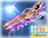 (K) Rainbow Beach Relaxy