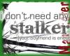 Stalkers sticker