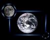 Dual Earth & Moon HUDs