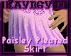 [R] Paisley Pleats