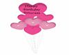 Bday Princess Balloons