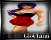 Glo* Nikki Mini~Red