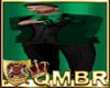 QMBR Suit Fit Grn-Blk