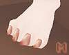 EGGNOG Feet Paws Female