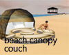 Beach Canopy Couch