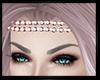 Headband- Rose Pearls