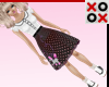 50s Poodle Skirt Outfit