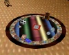~S~Teddy play toy mat