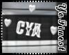 Cute Cya Head Sign