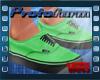 P  Vans S Snake Green