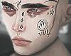 face tatts