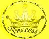 KidsYellow Princess Paci