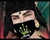 Stussy King Mask