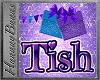 TISH purple bday gift