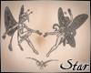 Fairy Waist Tattoo