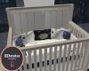 ID :Space baby crib
