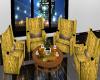 ~TQ~Coffee Chair Set