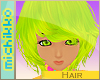 *M Madoc Lime Green