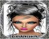 LA Black & Silver Emilie