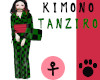 Female Kimono Tanziro
