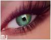 Green Lagoon Eyes