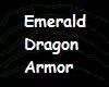 Emerald Dragon Boots
