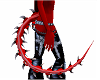 Demon Tail, Red