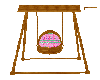 Carebear Baby Swing
