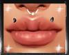 ! Lip spikes F