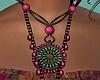 Boho Mandala Necklace