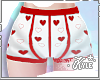 Red Valentine Boxers