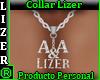 Collar Lizer Alex Y Tana