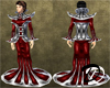 Andromeda Dress Male red
