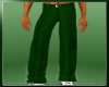 ~T~Green Suit Pants