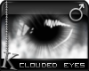 K| Clouded Eyes: Silver