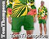 ♕ Aloha Shorts