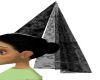 black damsel hat