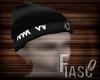 F-: Black TrueReg Scully