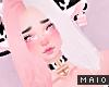 🅜 COW: pinku hair 7