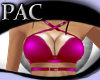 *PAC* Strapped Top Pink2